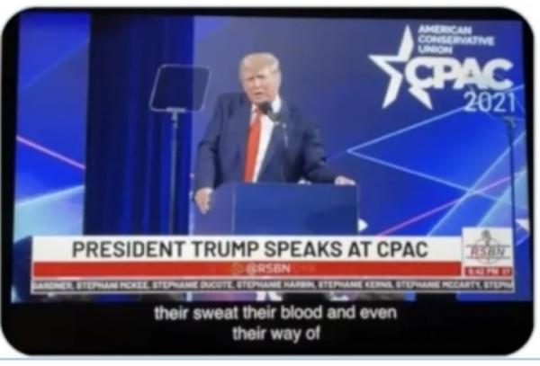 アメリカ大統領選挙、 再集計の結果トランプ大統領が勝利